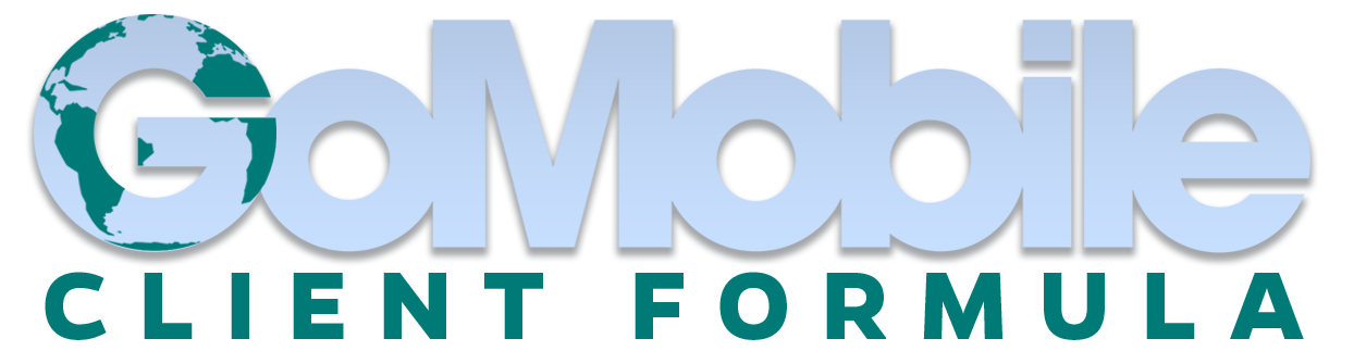 GoMobile Client Formula